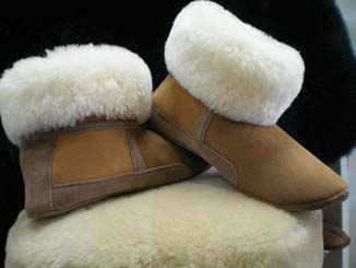 The Shearing Shed Slippers